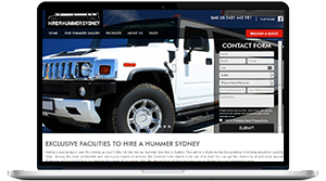 Hire a Hummer Sydney